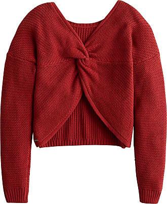Hollister Pullover rostrot