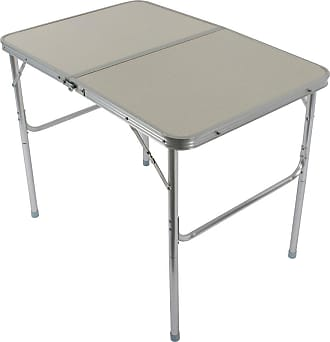 shamrock58 Portable Outdoor Folding Table Aluminum Table Camping Table Outdoor Party Table,Shipped from US Warehouse