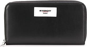 Givenchy Carteira com patch de logo - Preto