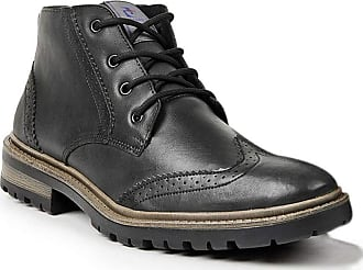 Polo State Bota Dress Boot Masculina Polo State Sabertooth (38, Preto)