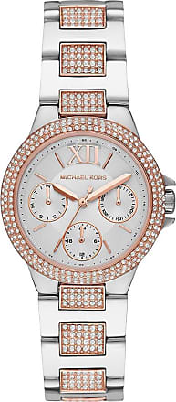 Michael Kors Camille Watch Jetset Silver