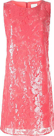 Ingie Paris Vestido com paetês - Rosa