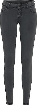 Dr. Denim Dixy Skinny Jeans grau