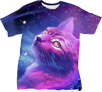 NA Galaxy Wiccan Cat 3D Shirt