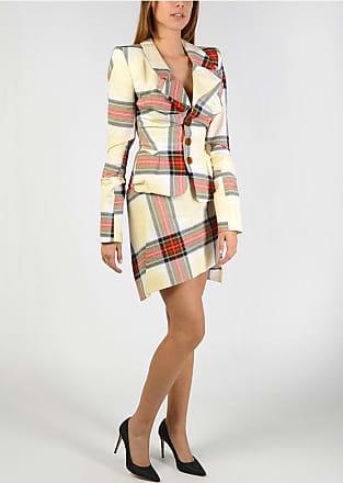 Vivienne Westwood Checked Miniskirt size 46