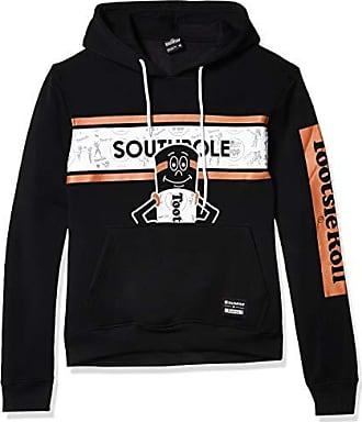Southpole Mens Utility Fashion Fleece Sweatshirt Hoody, Crewneck
