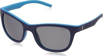 Polaroid Mens PLD 7008/S C3 ZX9 54 Sunglasses, Bluette Azure/Grey Pz