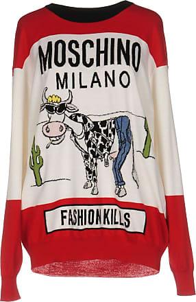 Zomerpullovers van Moschino: Nu tot −76% | Stylight