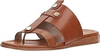 Donald J Pliner Womens Maui Sandal, Saddle, 5.5 Medium US
