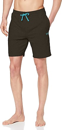 BOSS Mens Mix&Match Shorts, Green (Open Green 360), XX-Large