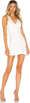 Superdown Vickie Mini Dress in White