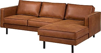 ars manufacti home24 Ecksofa Fort Dodge Antiklederlook