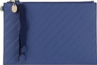 Givenchy Clutch - Bond Medium Pouch Egyptian Blue - blue - Clutch for ladies