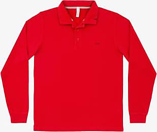 Sun 68 Rotes Vintage Poloshirt - cotton | red | small - Red/Red