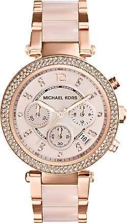 Michael Kors MK5896 Parker Watch Rose