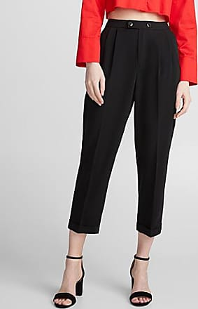 Icone Strap-waist ankle pant