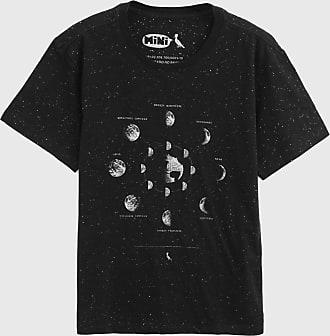 Reserva Mini Camiseta Reserva Mini Infantil Lua Preta