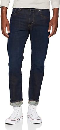 Selected Homme Mens Slhstraight-Scott 6133 D.blu St W Noos Straight Jeans, Blue (Dark Blue Denim), W30/L32 (Size: 30)