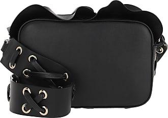 Red Valentino Crossbody Bag Black Umhängetasche schwarz