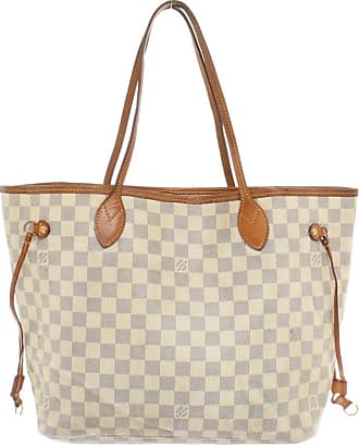 Louis Vuitton gebraucht - Louis Vuitton-Neverfull MM32 aus Canvas - Shopper - Damen - Bunt / Muster - Canvas