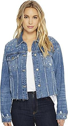 Joe's Womens Cut Off Denim Jacket, Cyndi, L