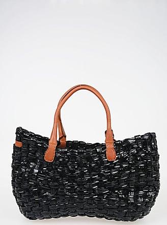 Ermanno Scervino Braided Fabric Tote Bag size Unica