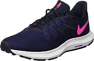 Nike Running EU 5 de WMNS Obsidian Pink Deep Blast Royal Blue Compétition FemmeMulticoloreDark QuestChaussures 00136 He29EDIYWb