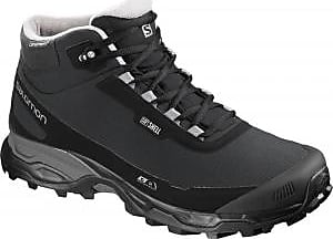 Salomon Mens Shelter Spikes Climashield Waterproof Boots