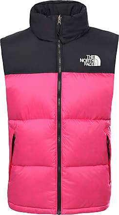 The North Face 1996 Retro Nuptse Daunenweste Herren in mr. pink, Größe XXL