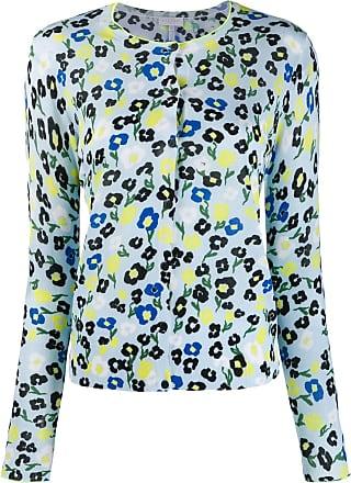 Escada Sport floral print shirt - Azul