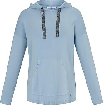 Emilia Lay Hooded jumper long sleeves Emilia Lay blue