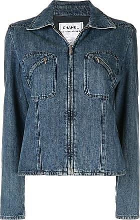 Chanel long sleeve jacket - Blue