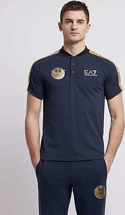 dc1df929f Emporio Armani Emporio Armani Polo Shirt Uomo in Cotone, Poliestere,  Elastan - Taglia XS