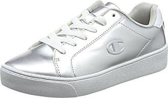 f66fdd03a2c6a6 Champion Damen Low Cut Shoe Alex Sneaker Grau (Silver Melange EM007) 41 EU