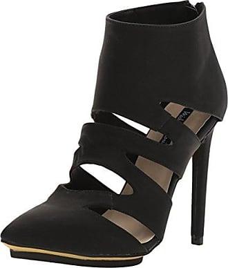 Michael Antonio Womens Lake Ankle Bootie, Black, 10 US/US Size Conversion M US