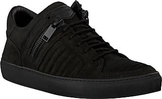 a95b460ed55cff Antony Morato Schwarze Antony Morato Sneaker MMFW01035 LE300004