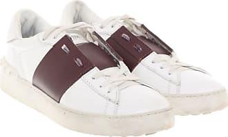 36cbfc54bf2995 Valentino gebraucht - Sneakers aus Leder in Weiß - EU 39 - Damen - Leder