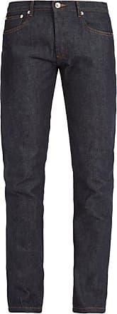 A.P.C. Petit New Standard Slim-leg Jeans - Mens - Dark Indigo