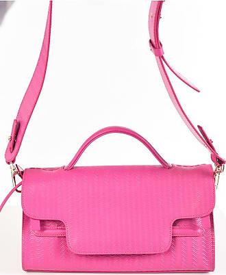Zanellato Leather NINA S Satchel Bag Größe Unica