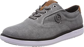 Bugatti Mens 321724016900 Low-Top Sneakers, Grey (Grey 1500), 6.5 UK
