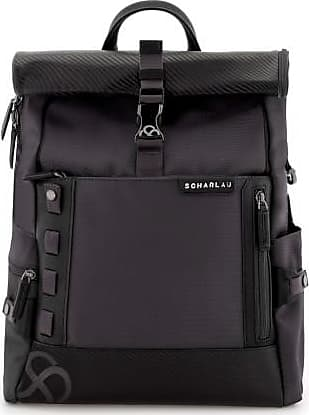 Scharlau Backpack with flap Flash