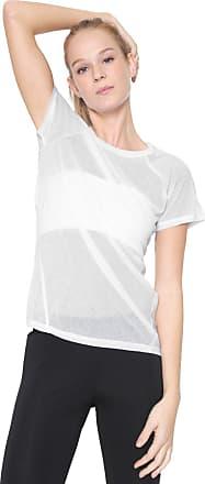Asics Camiseta Asics Training Workout Ss Branca