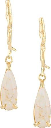 Wouters & Hendrix Reves de Reves Golden branch earrings