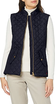 Joules Womens Minx Outdoot Gilet, Blue (Marine Navy Marnavy), 6 (Size:6)