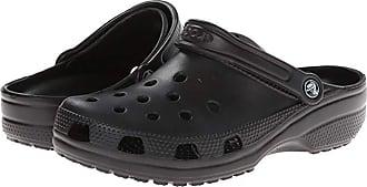 Crocs Classic Clog (Black) Clog Shoes
