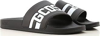 GCDS Sandals for Men On Sale, Black, Rubber, 2019, 10.5 5.5 6.5 7 8 9.5