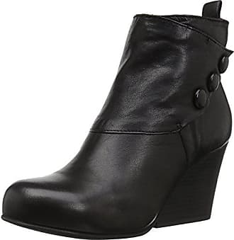 33d5bf15c4b9fb Miz Mooz Womens Keegan Ankle Boot Black 7 M US