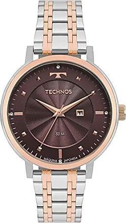 Technos Relógio Technos Feminino bicolor Trend 2015CCT/5G
