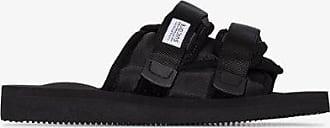 Suicoke black MOTO-Cab strap sandals