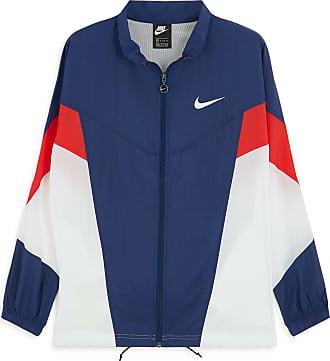 5263f4ffb1c Nike JACKET 90S NIKE MARINE BLANC XS FEMME NIKE MARINE BLANC XS FEMME